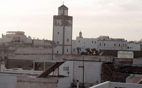 Circuit Marrakech sud en 4x4